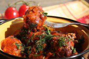 chiftelute-marinate