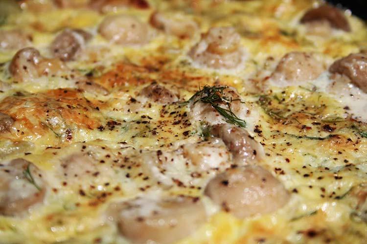 Omleta cu ciuperci si marar_deliciu (5)