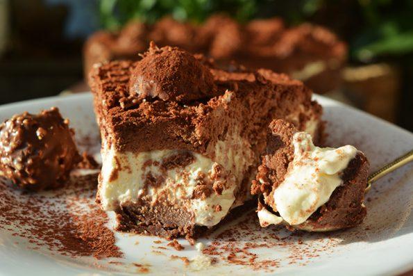 Prajitura Ferrero Rocher