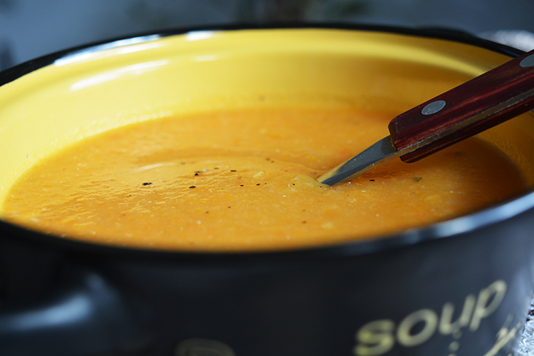 Supa crema de morcovi si cartofi (14)