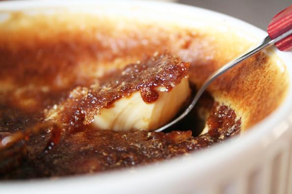 Crema de zahăr ars / Creme brulee