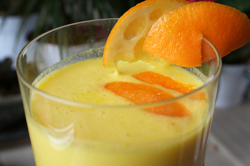 Fresh de portocale - Reteta Video