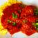 Tocanita rapida de pui cu sos rosu