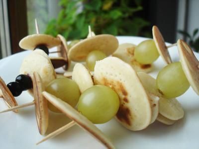 Miniclatite cu fructe